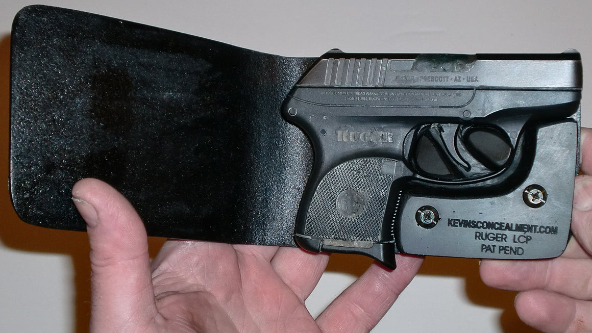 Wallet Holster For Full Concealment - Ruger LCP