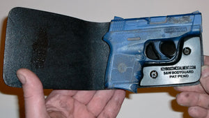 Wallet Holster For Full Concealment - S&W Bodyguard