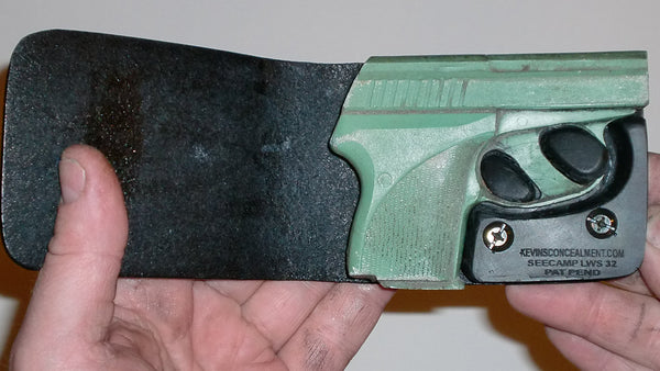 Wallet Holster For Full Concealment - Seecamp 32/380