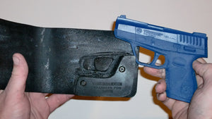 Wallet Holster For Full Concealment - Taurus 709