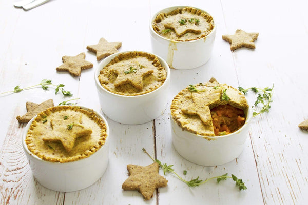 Gut Friendly Lamb Pot Pies