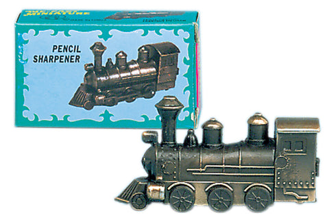 Locomotive Pencil Sharpener