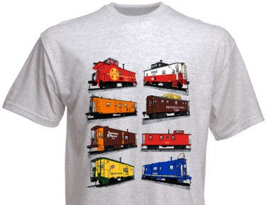 Child's Caboose T-shirt