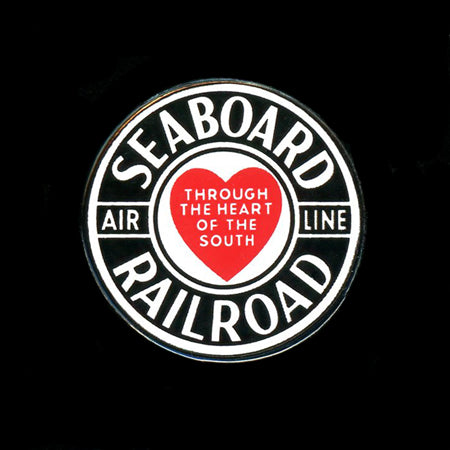 Seaboard Air Line Railroad Pin