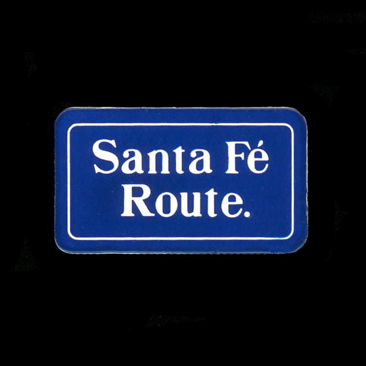 Santa Fe Route Railroad Pin