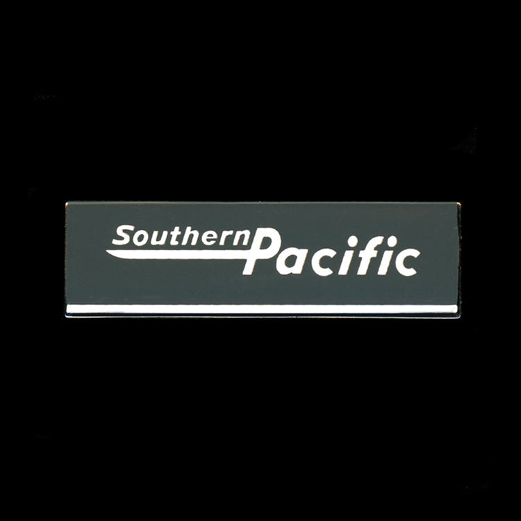 Southern Pacific Bar Railroad Pin