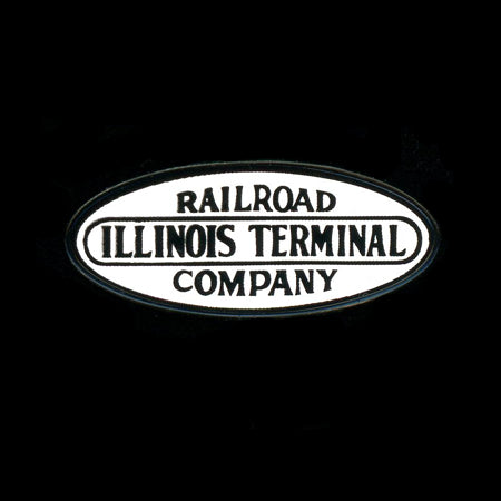 Illinois Terminal Railroad Pin