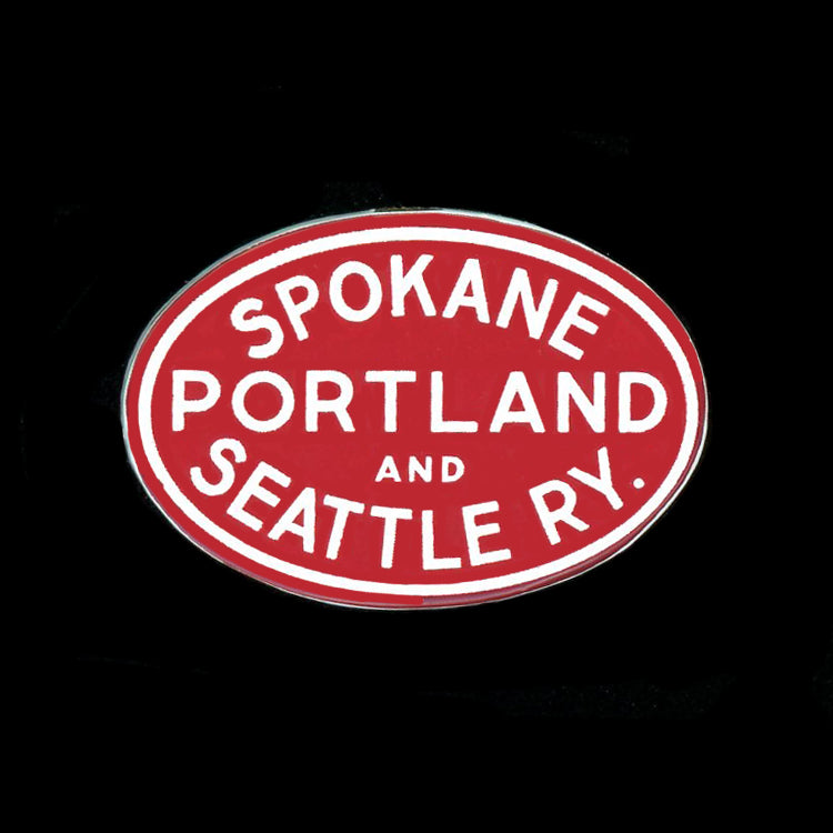 Spokane Portland & Seattle Railroad Pin