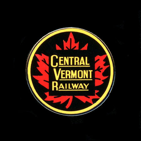 Central Vermont Rwy Railroad Pin