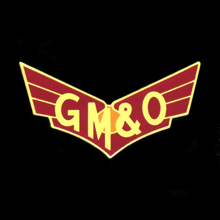 GM & O Railroad Pin