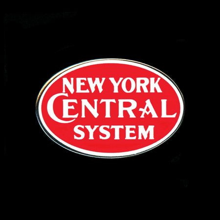 "New York Central System ""Red"" Railroad Pin"