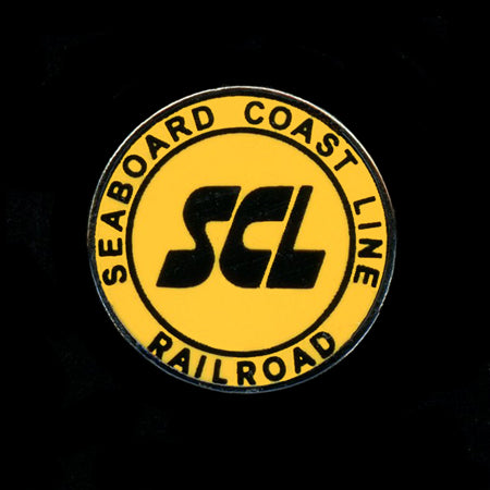 Seaboard Coast Line Railroad Pin
