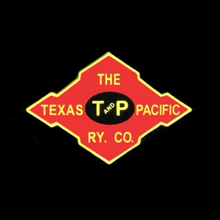 Texas & Pacific Railroad Pin
