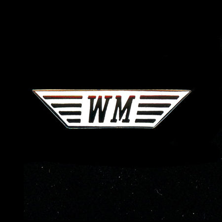 Western Maryland White Wings Railroad Pin