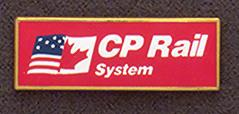 CP Rail System Railroad Pin