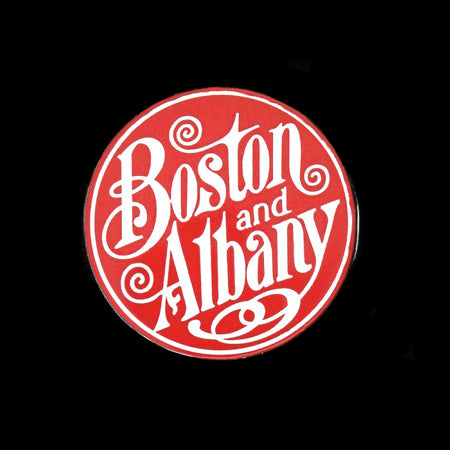 Boston & Albany Railroad Pin