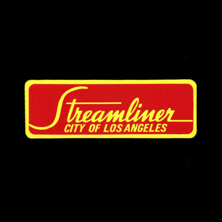 Streamliner City of Los Angeles Railroad Pin