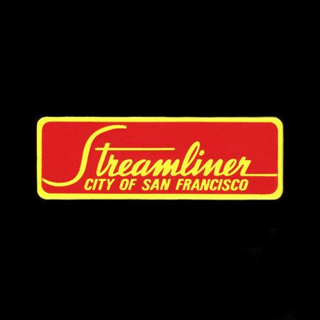 City of San Francisco Railroad Pin
