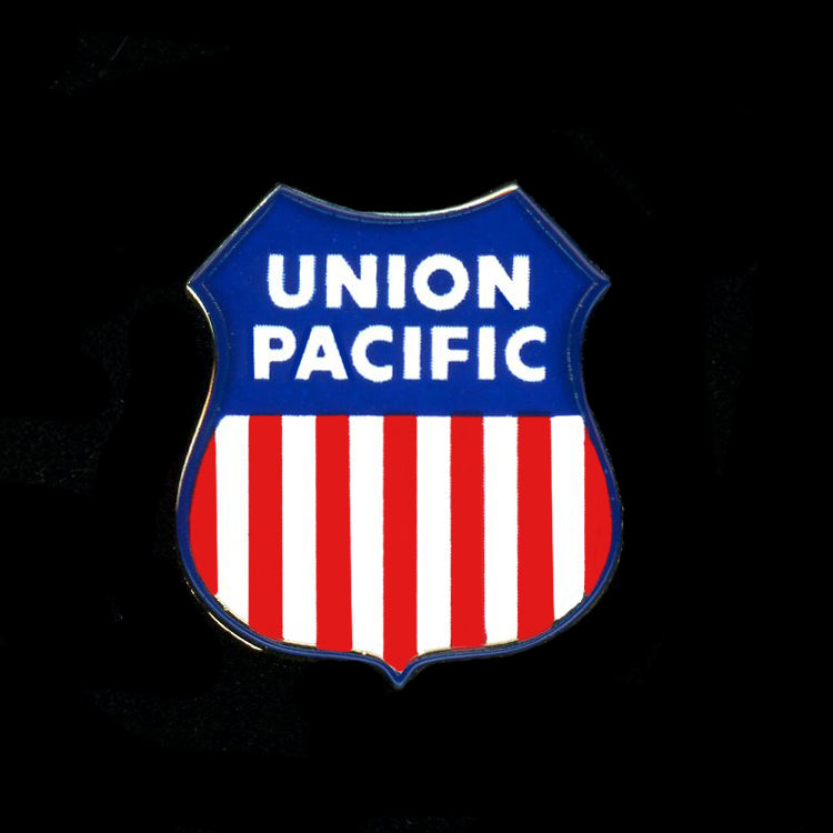 Union Pacific Railroad Pin