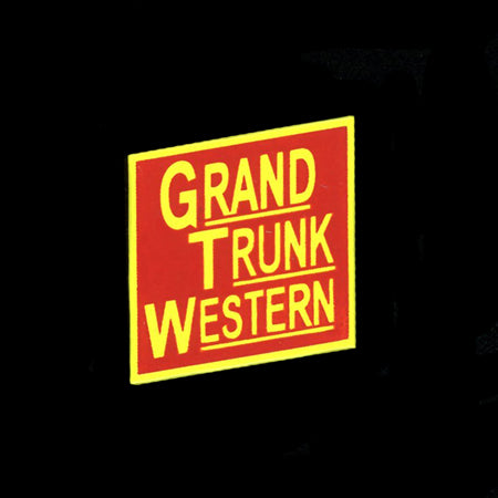 Grand Trunk Western Railroad Pin