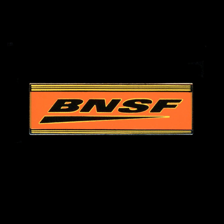 BNSF Railroad Pin