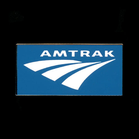 Amtrak Railroad Pin