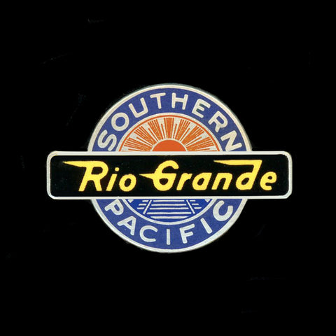 Rio Grande-Southern Pacific Railroad Pin
