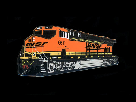 BNSF Locomotive Pin