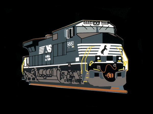 Norfolk Southern Locomotive Pin