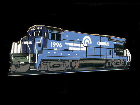 Conrail B23-7 Locomotive Pin