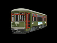 New Orleans St. Charles Car #932 Pin