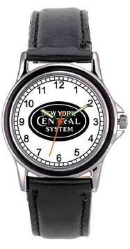 New York Central Logo Railroad Watch