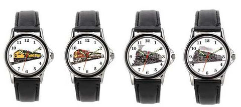 Chicago & North Western Locomotive Watch
