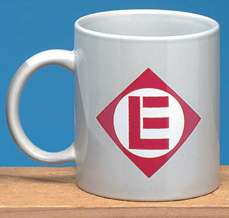Erie Lackawanna Logo Mug