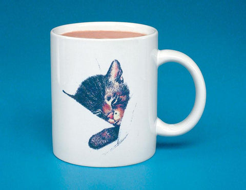 Chessie Kitten Coffee Mug