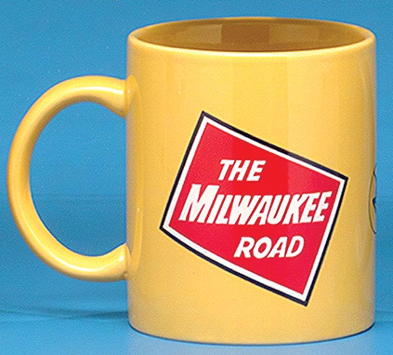 The Milwaukee Road Logo Mug
