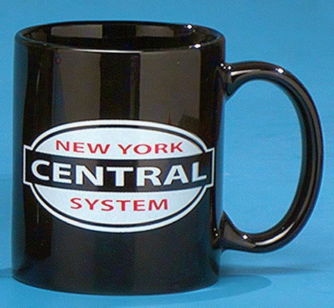 New York Central Logo Mug