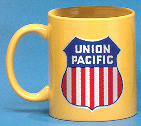 Union Pacific Logo Mug