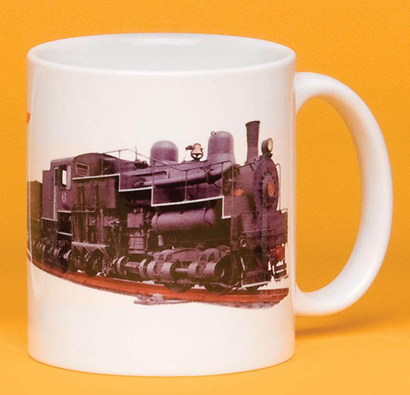Western Maryland Shay Mug