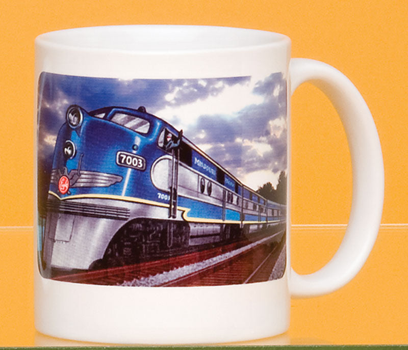 "Missouri Pacific ""Route of the Eagle"" Landscape Mug"