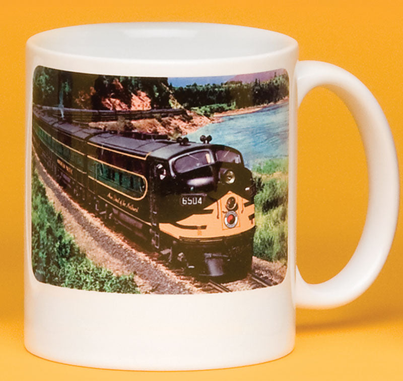 Northern Pacific #6504 Landscape Mug