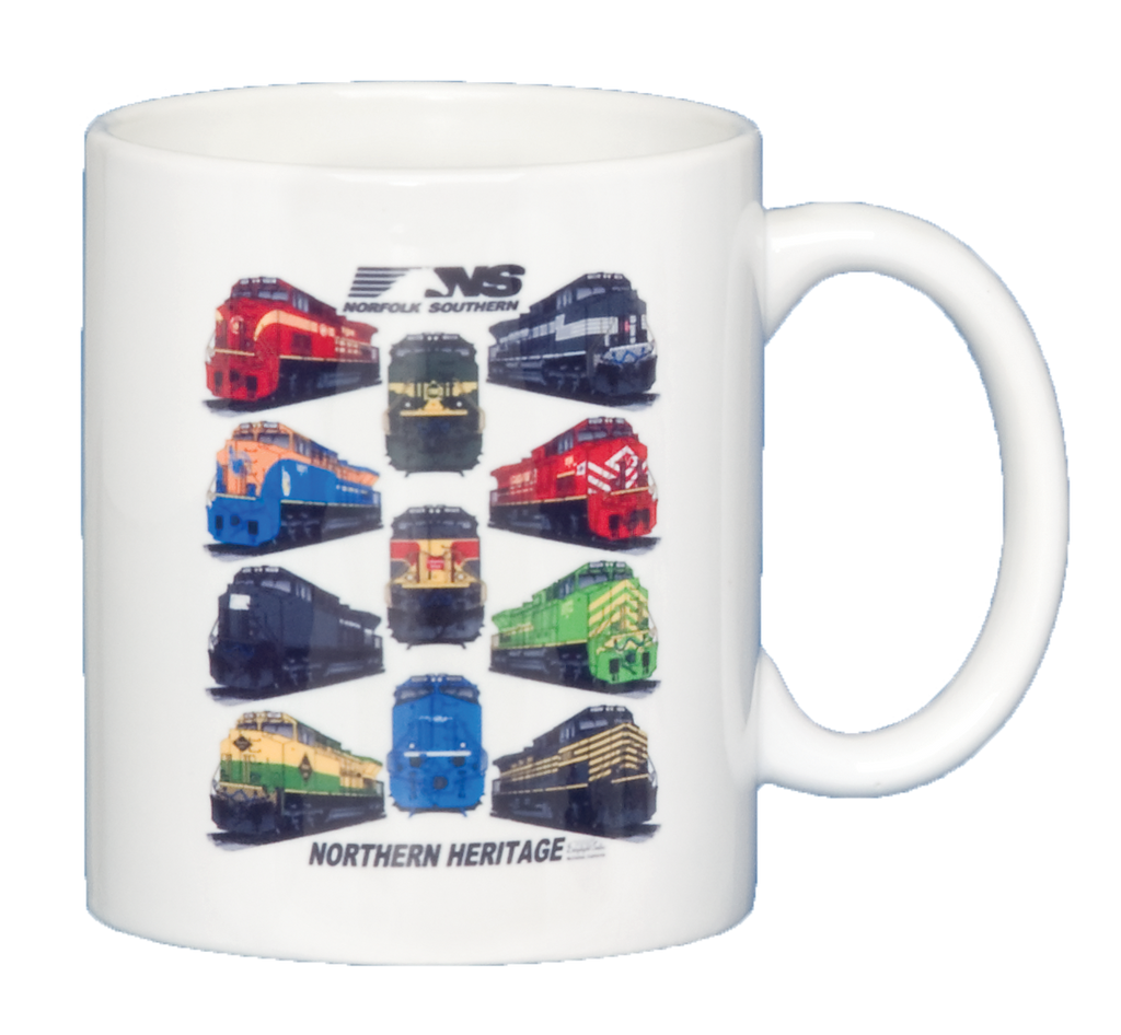 NS Northern Heritage Fleet Mug