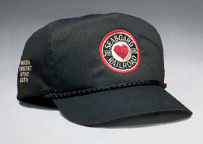 Seaboard Embroidered Logo Cap