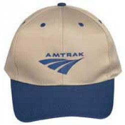 Amtrak Embroidered Hat