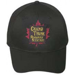 Grand Trunk Railway Embroidered Logo Hat