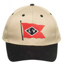 Lehigh Valley Railroad Embroidered Logo Hat