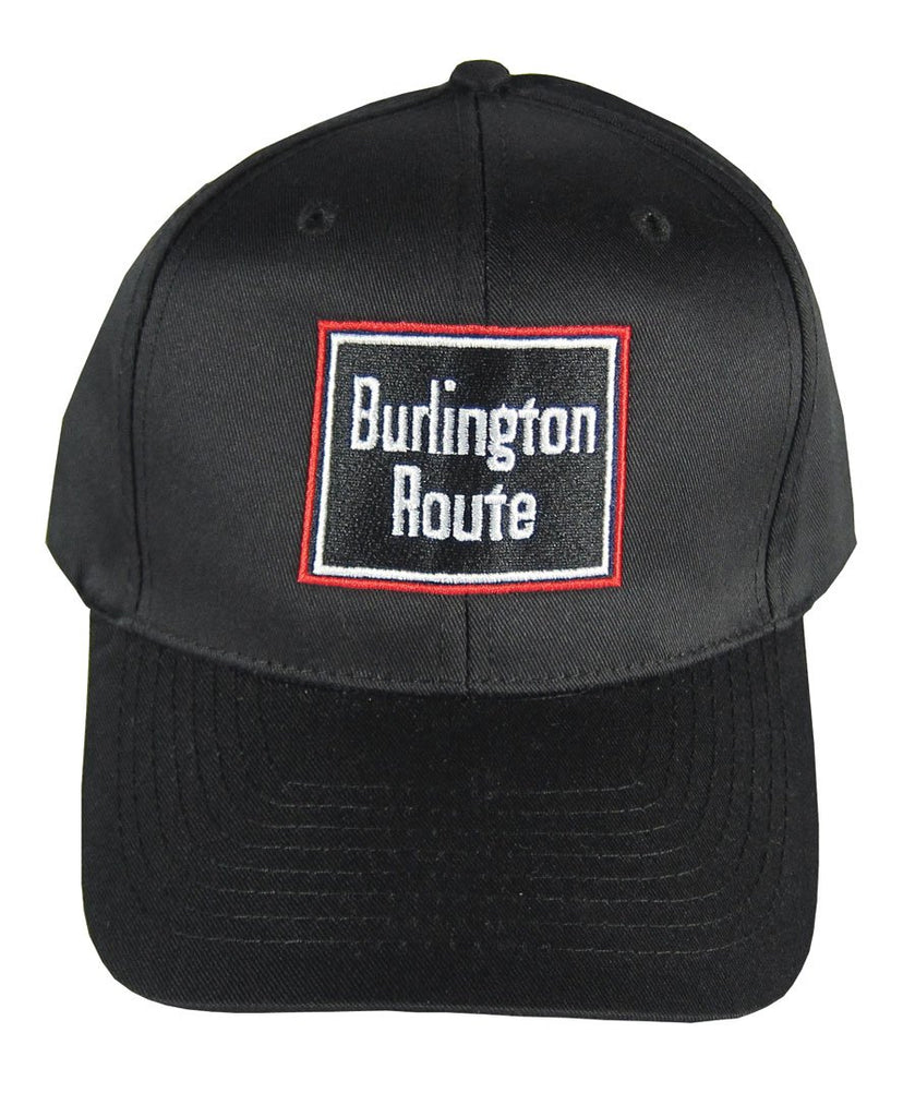 Burlington Route Logo Hat