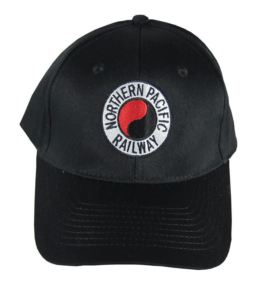 Northern Pacific Railway Logo Hat