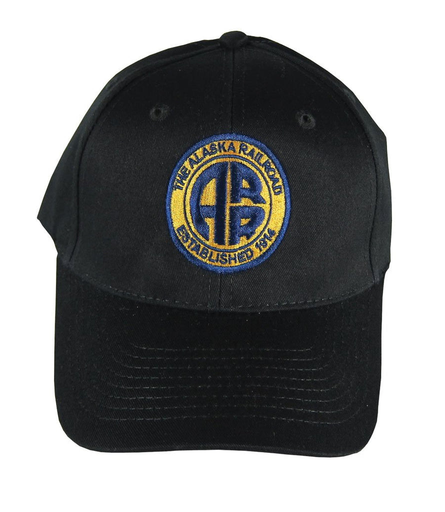 Alaska Railroad Logo Hat