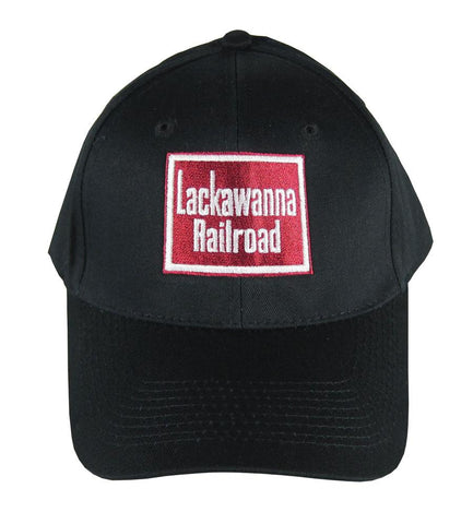 Lackawanna Railroad Logo Hat